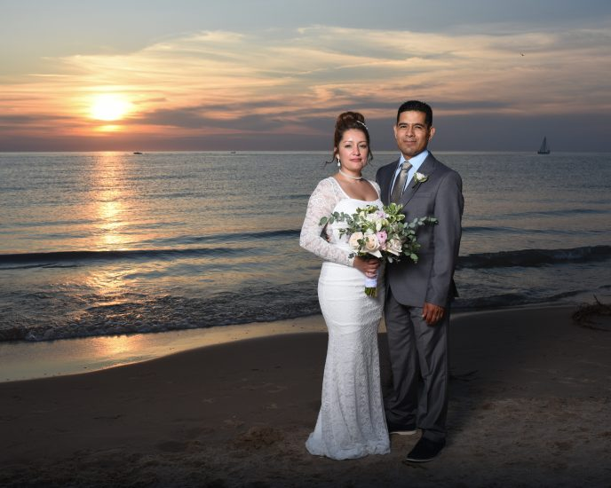 newlyweds on south haven beach (5)