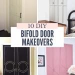 10 Diy Bifold Door Makeovers Dream Design Diy