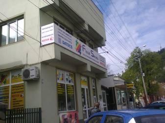 Fatada Fiscal Service