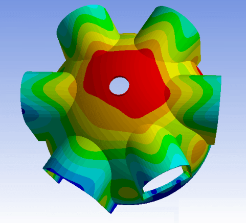 Finit Element Analysis of a Dome 1