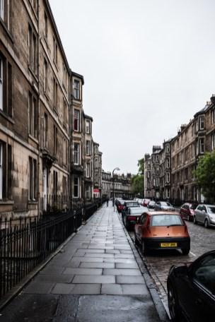 Ulice Edinburgu