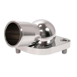 Performance Stainless Steel 15 degree Swivel Water Oulet - Chevy Small & Big Block