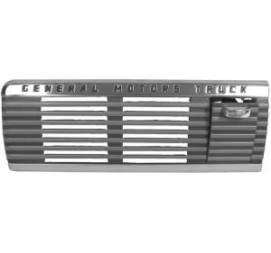 Dash Speaker Grill w/ Ash Tray - 47-54 Chevy Pickup
