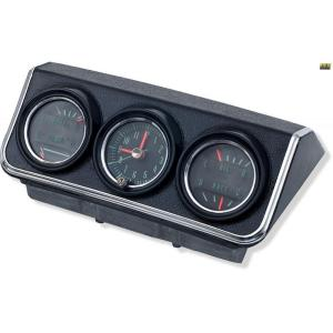 Center Console Gauge Set - 67-69 Camaro