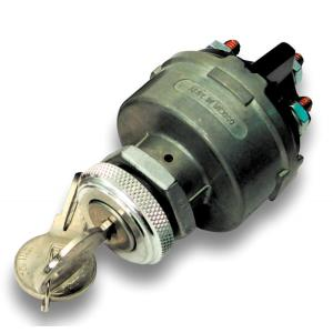 Universal Ignition Switch w/ Ring Terminals