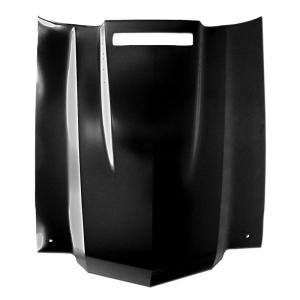 "2"" Cowl Induction Hood - 70-72 Chevelle & El Camino"