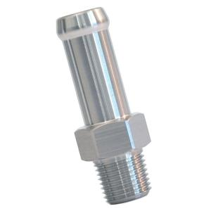 "Performance Stainless Steel 3/8"" Hose Fitting - 1/8"" NPT"