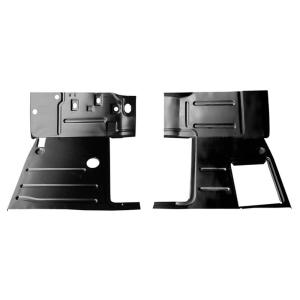 Front Floor Pan - 47-54 Chevy & GMC Pickup