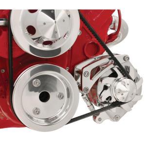 Billet Specialties Low Mount Alternator Bracket
