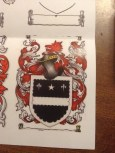 Printed copy or the Bradley crest to use as a color guide for this project.
