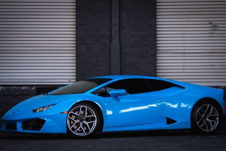 Lamborghini Huracán Rental In Las Vegas   Dream Exotics
