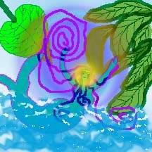 Mermaid Power, art by Maria Mar(c)