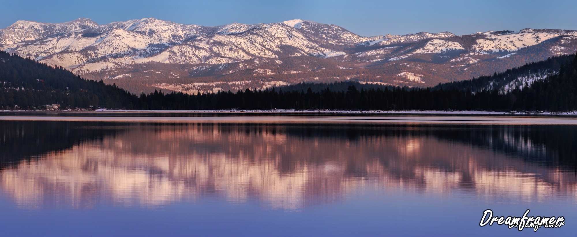 Donner Lake - ©Dreamframer