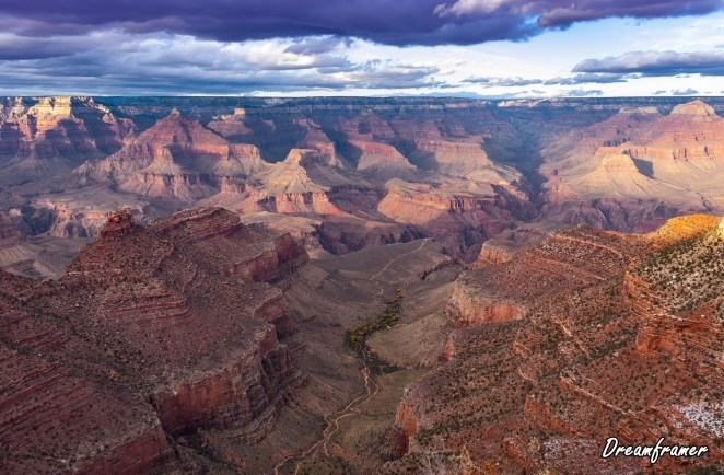 Grand Canyon - ©Dreamframer