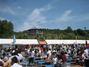 ちっぷフェスティバルinおまつり広場