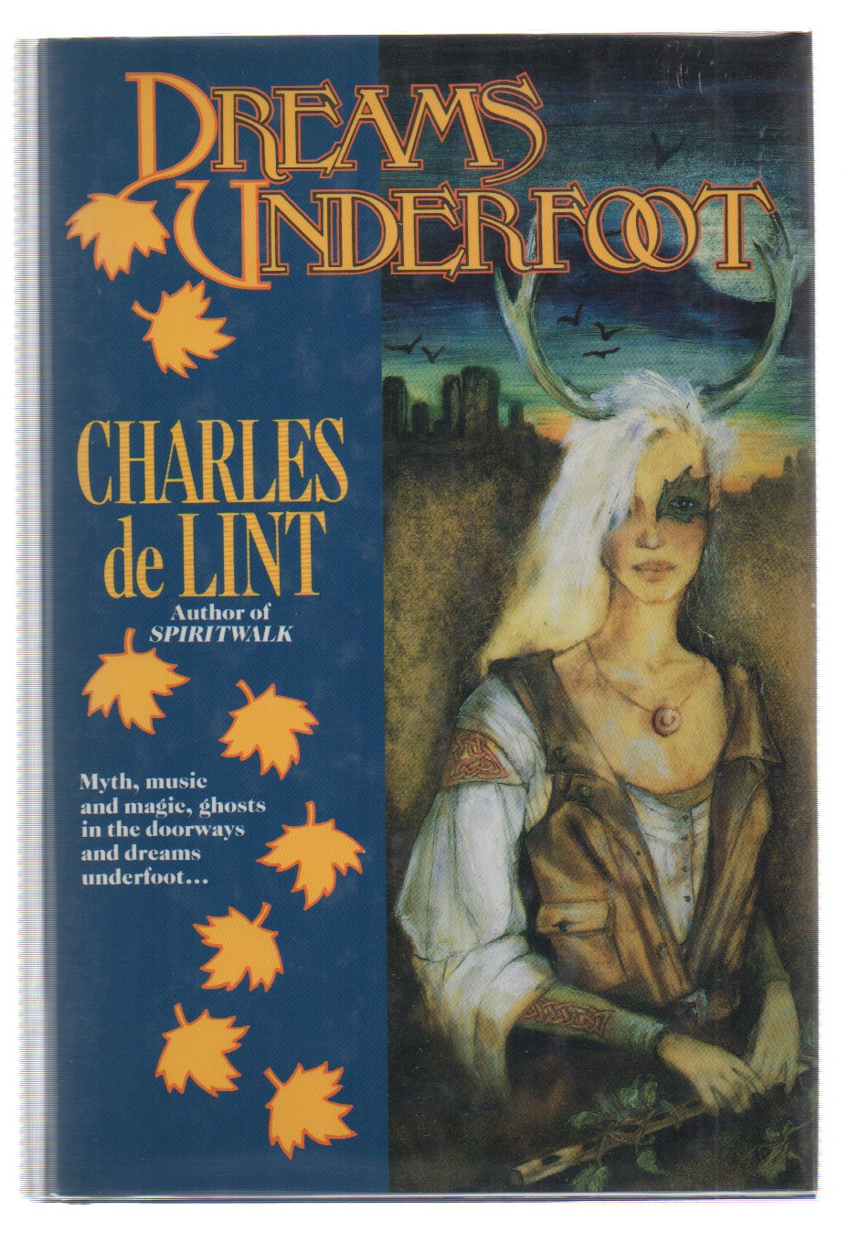 Image result for charles de lint dreams underfoot