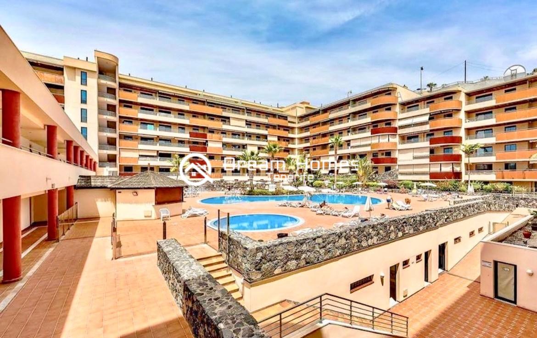 Balcon Gigantes I One Bedroom Apartment, Puerto de Santiago Pool Real Estate Dream Homes Tenerife