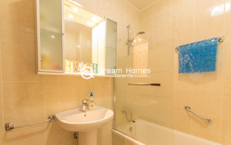 Casa Al Mar One Bedroom Apartment, Puerto de Santiago Bathroom Real Estate Dream Homes Tenerife