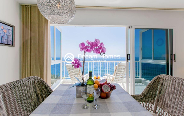 Casa Al Mar One Bedroom Apartment, Puerto de Santiago Living Room Real Estate Dream Homes Tenerife