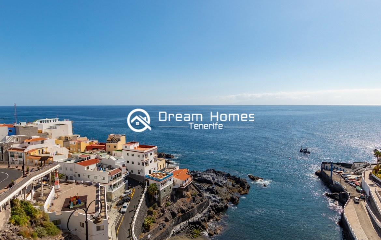 Bahia One Bedroom Apartment, Puerto de Santiago Views Real Estate Dream Homes Tenerife