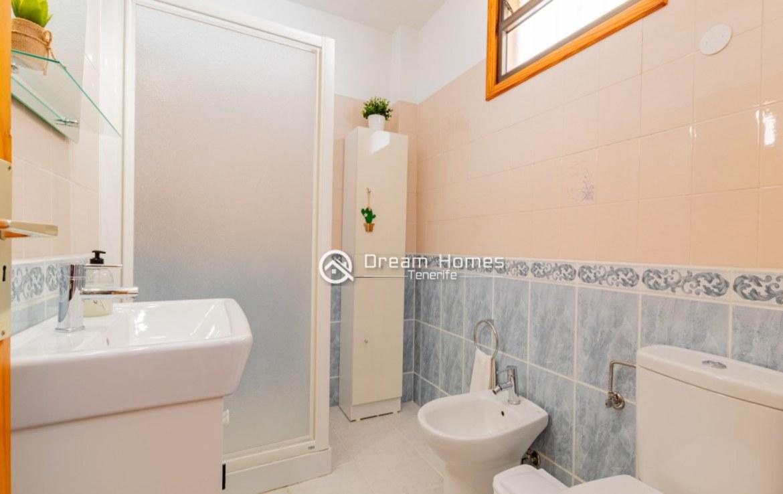 Santiago Beach Studio Apartment, Puerto de Santiago Bathroom Real Estate Dream Homes Tenerife