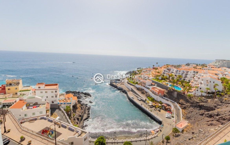 Santiago Beach Studio Apartment, Puerto de Santiago Views Real Estate Dream Homes Tenerife