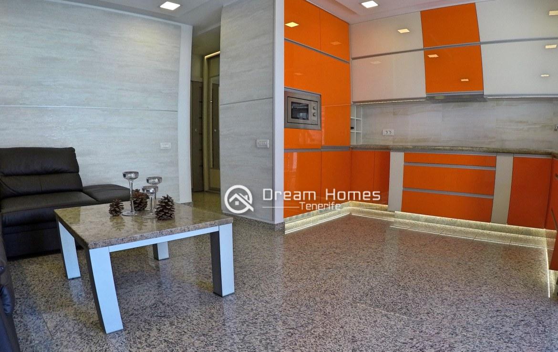 Hibisco I Two Bedroom Apartment, Los Gigantes Kitchen Real Estate Dream Homes Tenerife