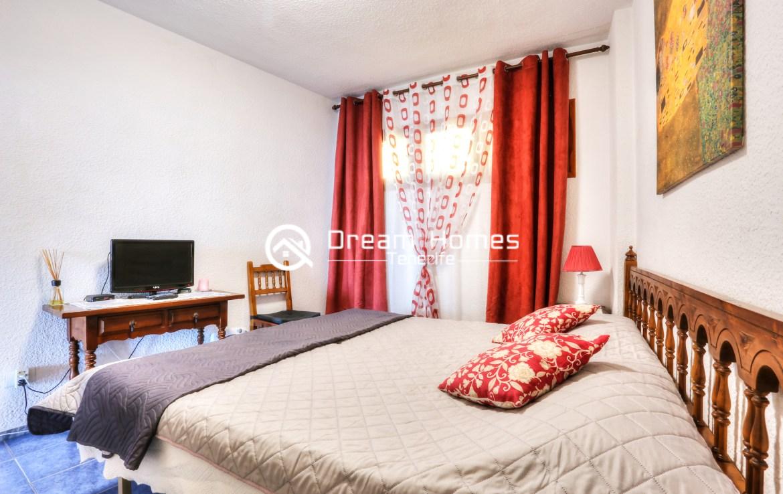 Arenas Negras One Bedroom Apartment, Puerto de Santiago Bedroom Real Estate Dream Homes Tenerife