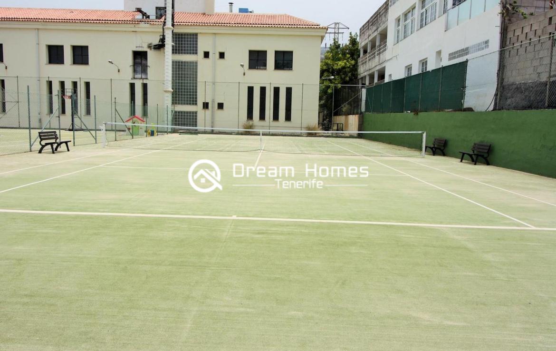 Arenas Negras One Bedroom Apartment, Puerto de Santiago Tennis Court Real Estate Dream Homes Tenerife