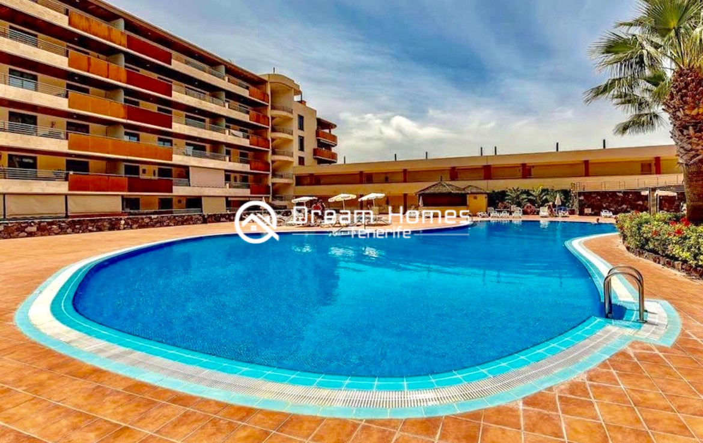 Balcon Gigantes II One Bedroom Apartment Puerto de Santiago Pool Real Estate Dream Homes Tenerife