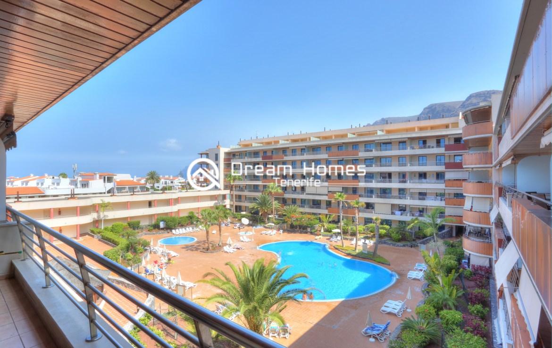 Balcon Gigantes III One Bedroom Apartment, Puerto de Santiago Pool Real Estate Dream Homes Tenerife
