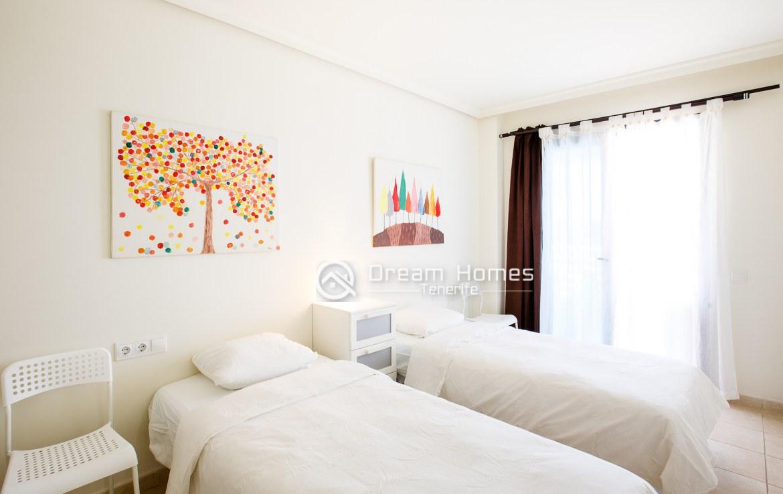Balcon Gigantes II Two Bedroom Apartment, Puerto de Santiago Bedroom Real Estate Dream Homes Tenerife