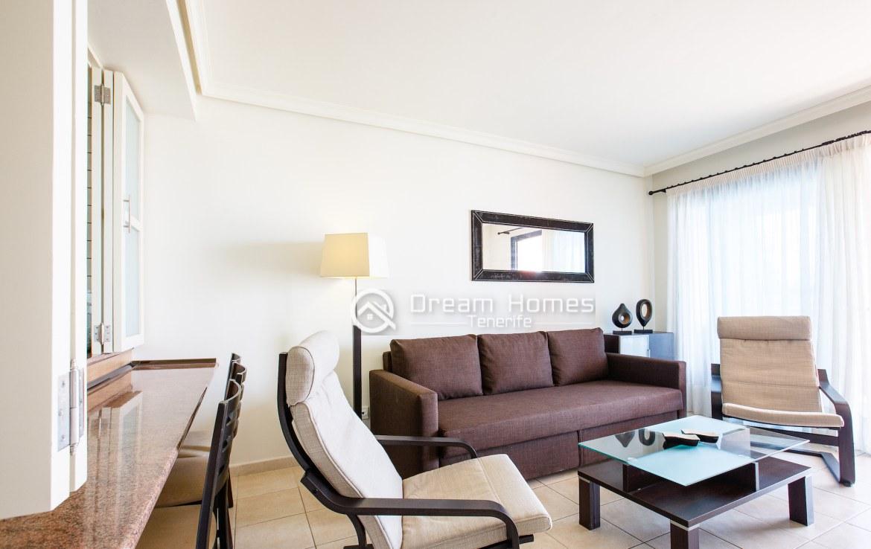 Balcon Gigantes II Two Bedroom Apartment, Puerto de Santiago Living Room Real Estate Dream Homes Tenerife