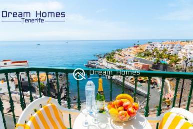 Ocean View Apartment, Puerto de Santiago Terrace Real Estate Dream Homes Tenerife