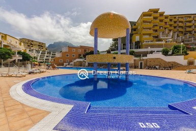 Orlando II One Bedroom Apartment, Costa Adeje Swimming Pool Real Estate Dream Homes Tenerife