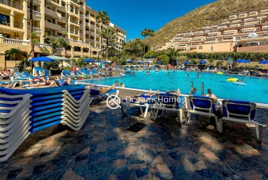 Castle Harbour One Bedroom Apartment, Los Cristianos Pool Real Estate Dream Homes Tenerife