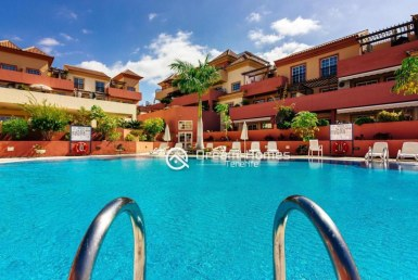 Terrazas Del Duque Two Bedroom Apartment, Costa Adeje Pool Real Estate Dream Homes Tenerife