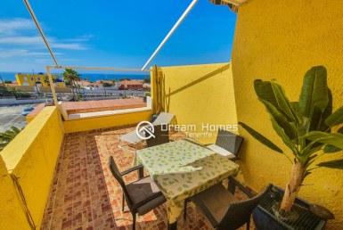 Fabulous Ocean View Apartment Terrace Real Estate Dream Homes Tenerife