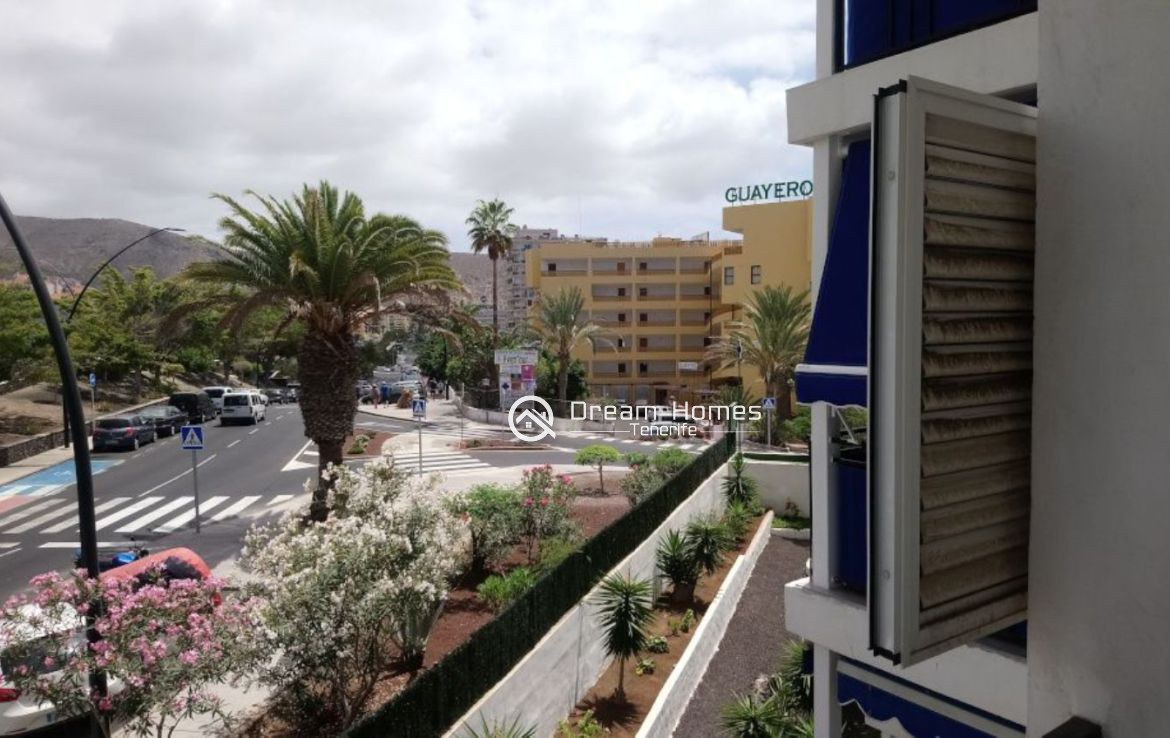 Great Location Apartment in Los Cristianos Terrace Real Estate Dream Homes Tenerife