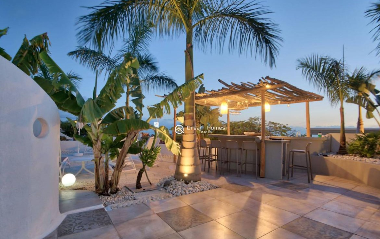 Luxury 8 Bedroom Holiday Villa Patio Real Estate Dream Homes Tenerife