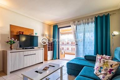 Spacious Apartment for Sale in Puerto de Santiago Living Room Real Estate Dream Homes Tenerife