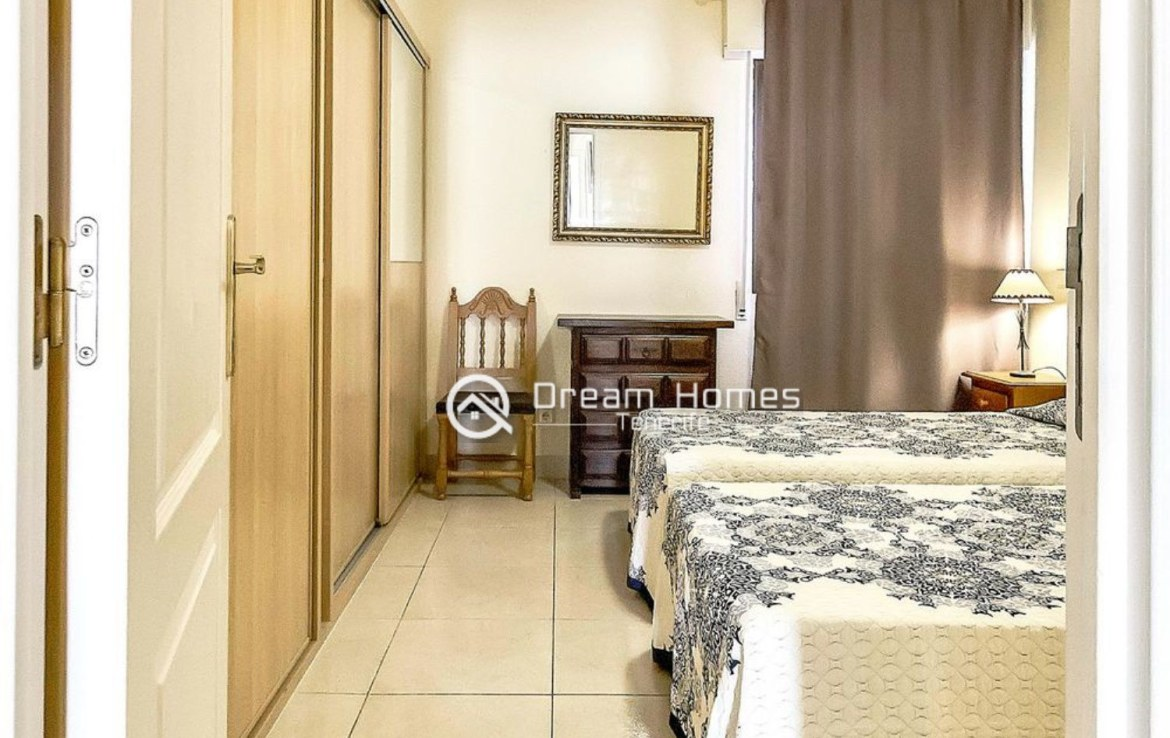 Great Two Bedroom Apartment for sale in Los Cristianos Bedroom Real Estate Dream Homes Tenerife