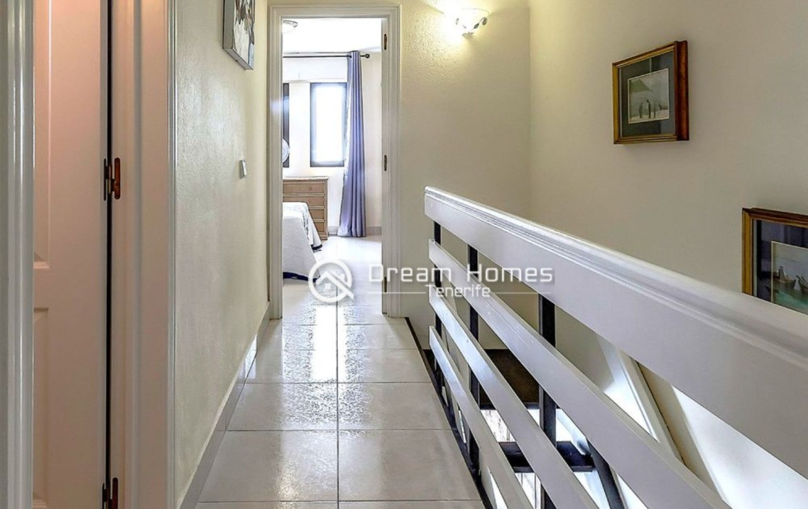 Great Two Bedroom Apartment for sale in Los Cristianos Stairs Real Estate Dream Homes Tenerife