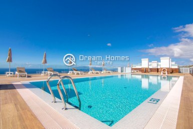 2 Bedroom Apartment for sale in Adeje Pool Real Estate Dream Homes Tenerife