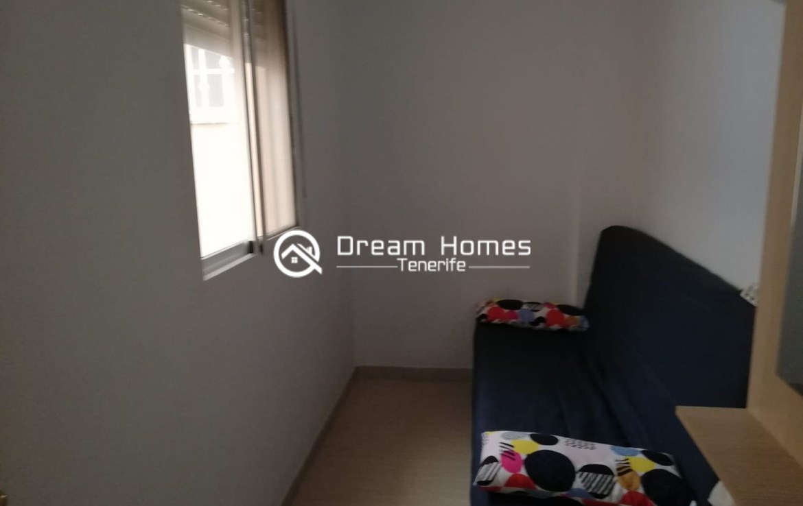 2 Bedroom Apartment in Los Cristianos Living Room Real Estate Dream Homes Tenerife