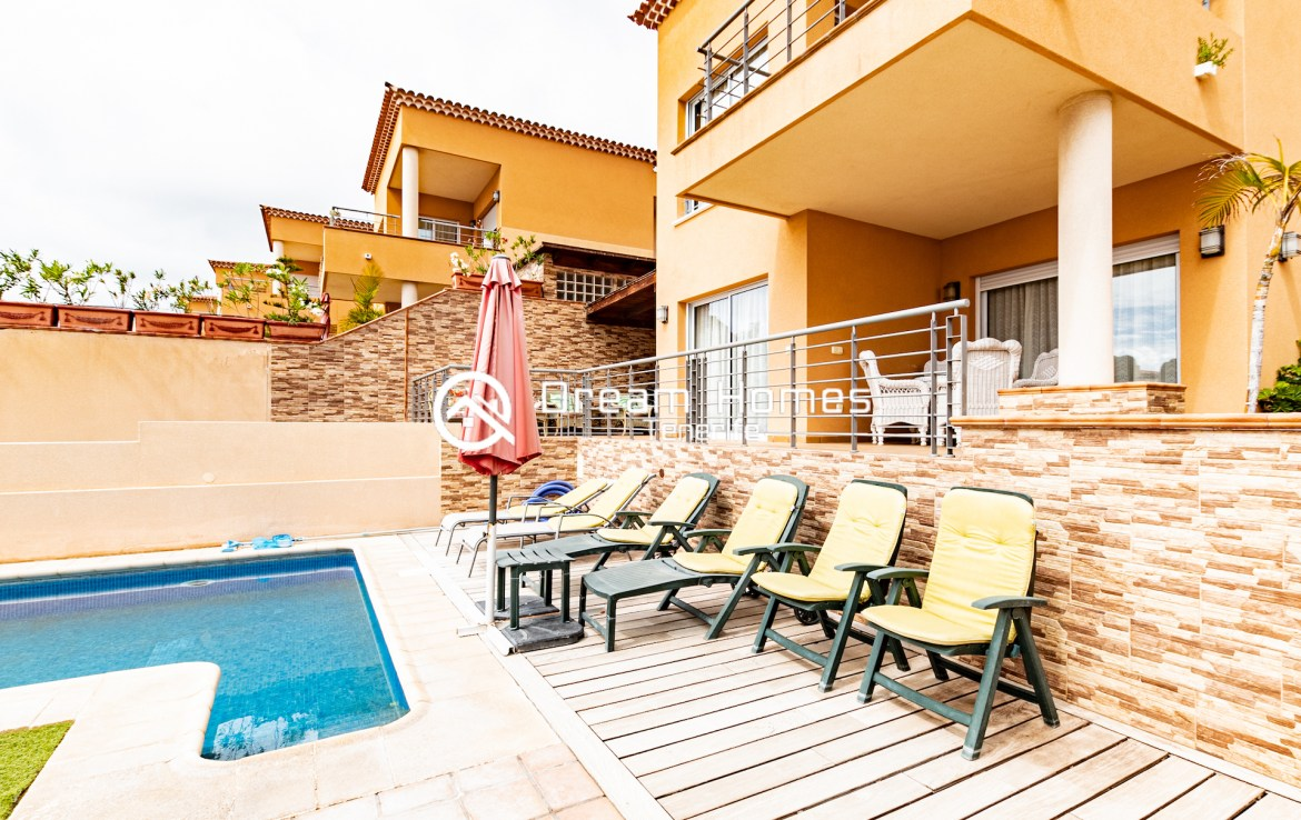 Spacious Villa with Private Pool Pool Real Estate Dream Homes Tenerife