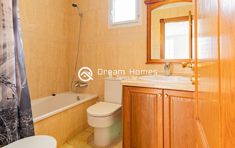 Spacious Villa with Private Pool Bathroom Real Estate Dream Homes Tenerife