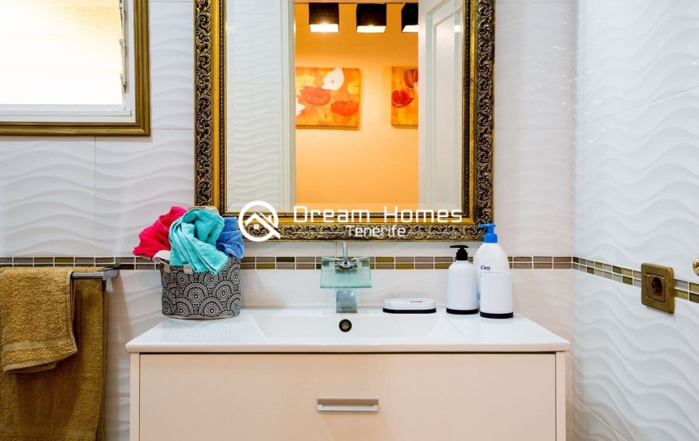 Beautiful Apartment for rent in Puerto de Santiago Bathroom Real Estate Dream Homes Tenerife