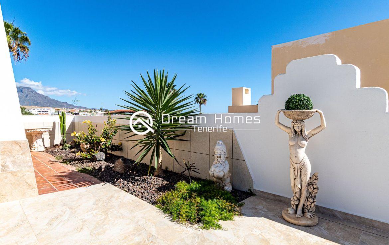Blue Dream Villa With Private Pool Terrace Real Estate Dream Homes Tenerife