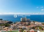 For Holiday Rent Two Bedroom Penthouse Duplex Apartment Swimming Pool Terrace Ocean View Puerto de Santiago Los Gigantes5